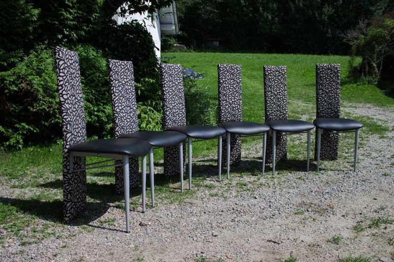 6 esszimmerstühle – topby, Esszimmer